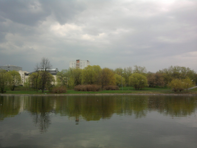 москва парк